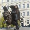 Инна, 26, г.Прага